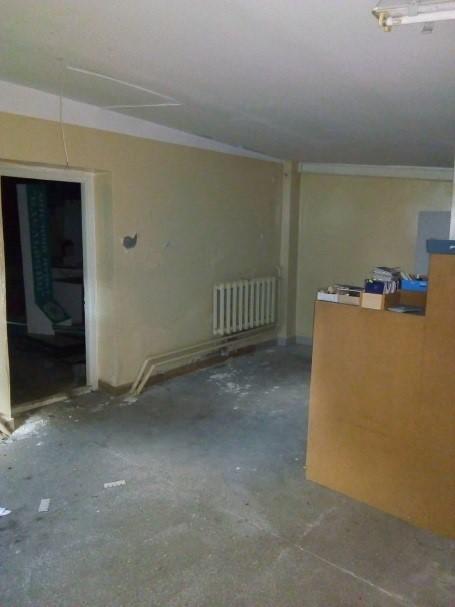 Частина нежитлового приміщення площею 165,3 кв.м. та частина нежитлового приміщення площею 1862,50 кв.м.
